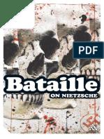 Georges Bataille - On Nietzsche