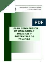 Plan Estrategico de Desarrollo Integral y Sostenible de Trujillo 1999 - 2015