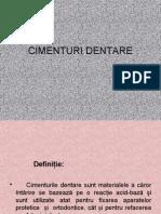 Cimenturi Dentare Bun