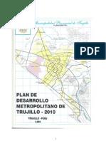 Plan de Desarrollo Metropolitano Trujillo 1995-2010