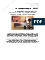 Fotografia e Inteligencia Liquida