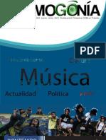 REVISTA COSMOGONÍA (B)TERCERA PUBLICACIÓN