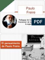 Freire. Pensamientos