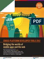VisionMobile Cross-Platform Developer Tools 2012 v01-1