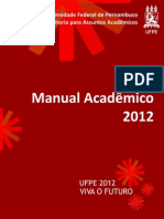Manual Academico 2012 Capa