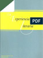 La Experiencia Literaria 17 2011