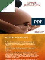 Diabetes Gestacionaria Diapositiva