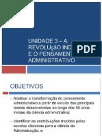 Slides Teoria da Administração II