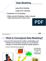 Semantic Data Modeling