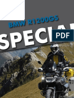 BMW R1200 GS - Touratech Catalog
