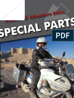 Honda Transalp - Touratech Catalog