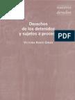 Derechos de Los Detenidos y Sujetos a Proceso - PDF
