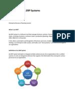 SAP Tutorial Module 1