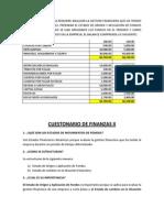 2 ° CUESTONARIO DE FINANZAS II