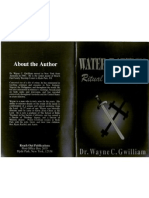 Water Baptism-Ritual or Weapon