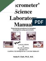 Hulda Clark - Syncrometer Science Laboratory Manual