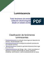 Luminiscecia
