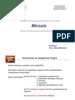 Clase Micosis 2012