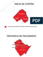 ÁMBITOS DE INVESTIGACION INVENTARIO DE RECURSOS TURISTICOS