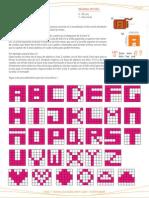 CG Pulsera Con Nombre Letras-Diagrama