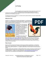 WF - WorkflowPerformanceTuning