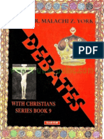 Debates With Christians Series Book9