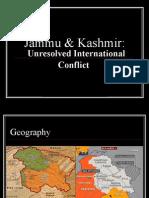 Shortcut to Kashmir