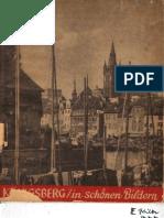 Neumann, Arno - Koenigsberg in Schoenen Bildern (1942, 61 S., Scan-Text)