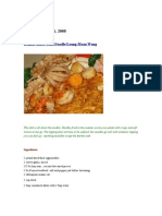 Chinese Noodle Recipes