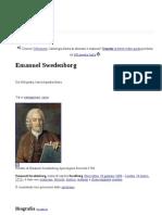 Emanuel Swedenborg - Wikipedia