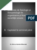 Elemente de Fiziologie Si Fiziopatologie