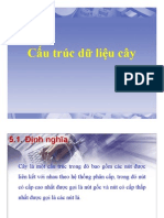 Chuong 5 - Cau Truc Du Lieu Cay