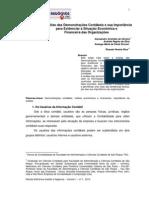 Análise e aplicabilidade das demonstrações contábeis