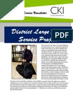 Fall DLSSP Newsletter