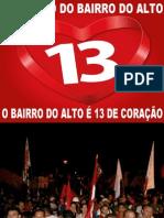 ARRASTÃO DO BAIRRO DO ALTO