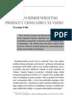 Neostvareni Hidroenergetski Projekti_zvezdan Folic