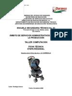Análisis de Objeto Técnico La Carreola