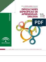 11 Dificultades específicas de aprendizaje DISLEXIA