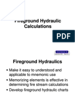 1B 3 10 Fireground Hydraulic Calcs Copy