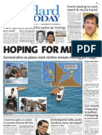 Manila Standard Today -- August 20, 2012