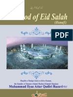 Method of Eid Salah (Hanafi)