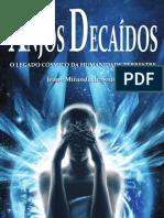 Anjos DecaÝdos - Jane Miranda de Souza