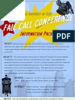 FCC 2012 Info Packet