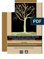 Orientación política del PAPEP. Autor