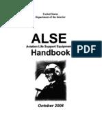Aviation Life Support Handbook