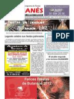 LEGANÉS Agosto 2012 Fiestas