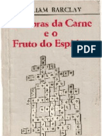 As_Obras_da_Carne_e_o_Fruto_do_Espírito_-_William_Barclay