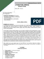 COMPENDIO BOLETIN DE LITERATURA