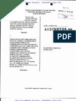 El Paso Lawsuit