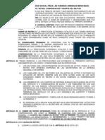 Ley Del Instituto de Seguridad Social Para Las Fuerzas Armadas Mexicanas